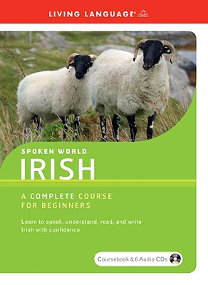 [CD] Spoken World Irish By Living Language (COR)